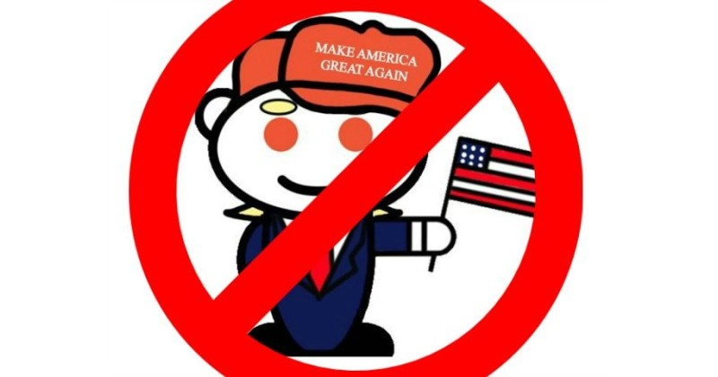 Election Meddling: Reddit Quarantines 'The Donald' Forum On