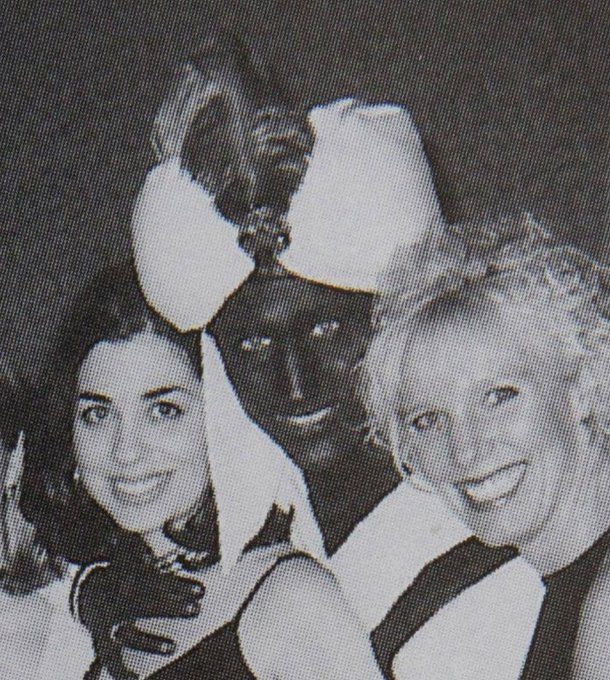 Second 'Blackface' Photo of Justin Trudeau Emerges