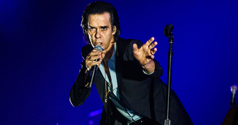 Nick Cave - maverick rock star