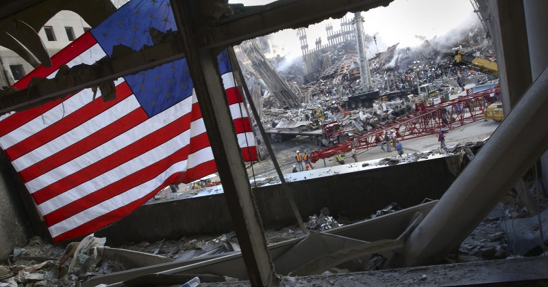 Instagram Bans QAnon Accounts, But Refuses to Remove ISIS Accounts Celebrating 9/11