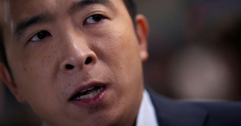 Andrew Yang fordert Barcodes zur Identifizierung von geimpften Personen