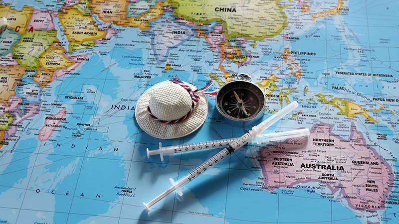 Chef des World Tourism: Die Impfungen werden die Reiseindustrie töten