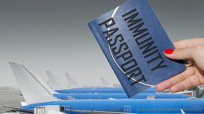 Fluggesellschaft führt nun offiziell den COVID-Pass ein