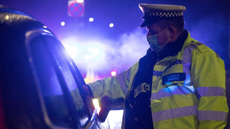 Polizei in Grossbritanien: Es gibt keine Befugnisse zur Durchsetzung des Xmas Reiseverbot