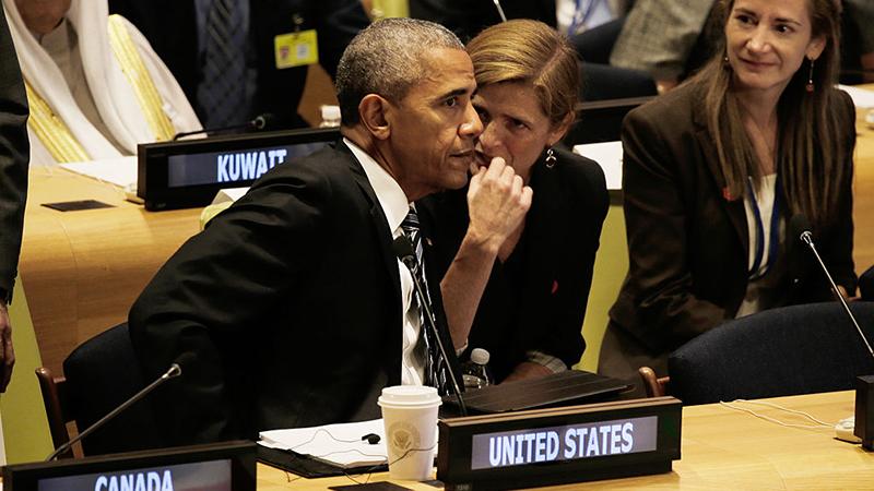 """Biden erwägt den ehemaligen Obama Falken, der """"humanitäre Krisen zu ernennen"""" die sie selber verursacht hat"""""""