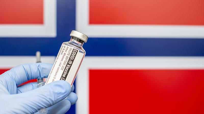 23 Tote in Norwegen nach Einnahme des COVID-Impfstoffs