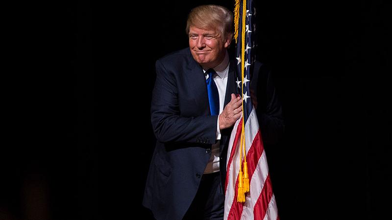 """Berichte: Trump wurde überredet, eine """"Patrioten Party"""" zu gründen"""