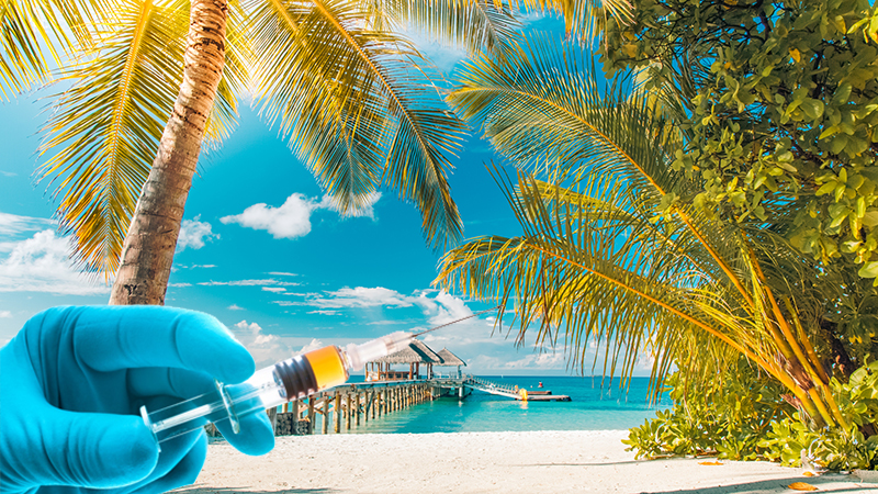 Die Seychellen öffnen sich für den Urlauber… Aber nur für die Geimpften