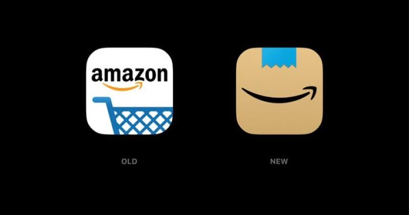 Amazons neues App musste im Design korrigiert werden, weil es Hitler ähnelte