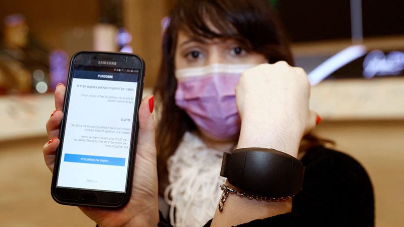 """Israel verabschiedet Gesetz zur Einführung von """"Freiheit""""-Tracker-Armbändern und ein Video was in Israel vor sich geht"""