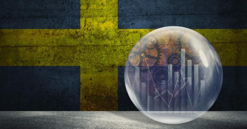 Schweden wird von einem der sichersten Länder in Europa zum zweitgefährlichsten Land