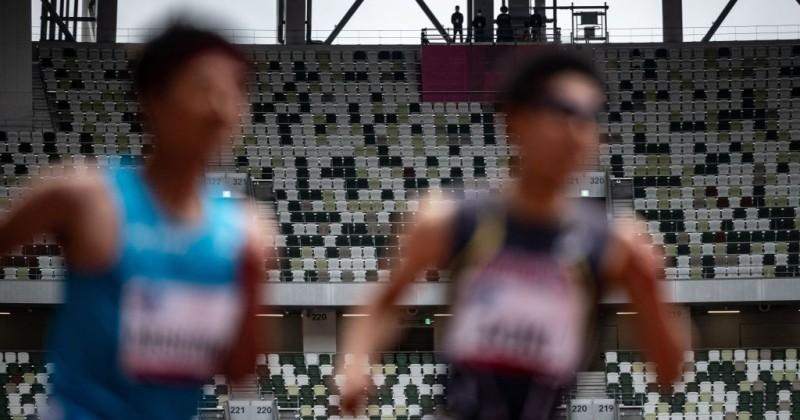 Olympische Spiele in Tokio: Anfeuern, Essen und Trinken sind verboten und natürlich….