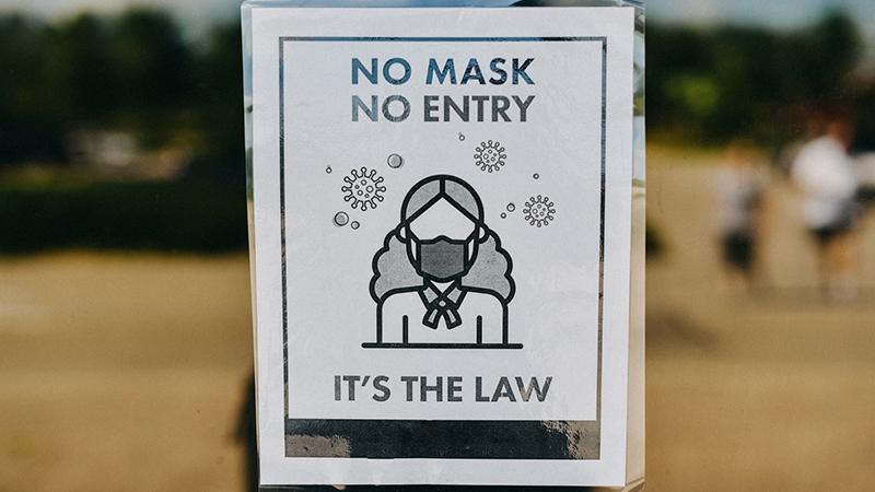 Gouverneur von Texas verbietet das Erzwingen zum Tragen von Masken unter Geldstrafe bis zu 00.-