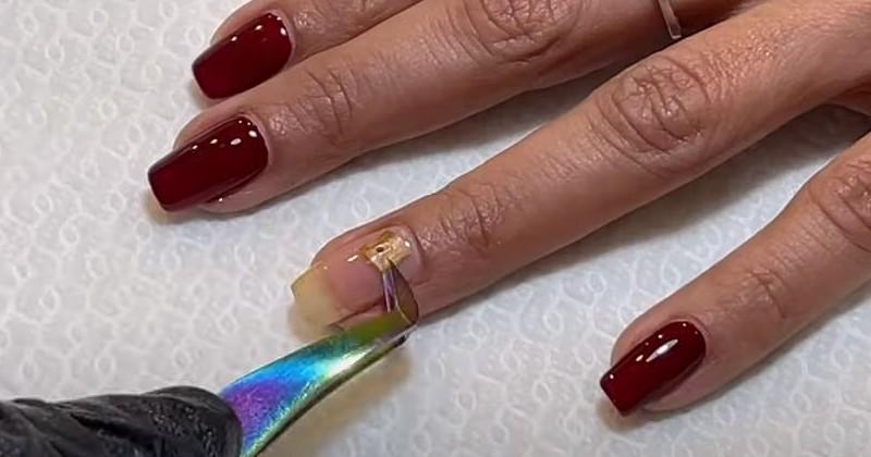 Nagelsalon in Dubai installiert Mikrochips auf den Fingernägeln der Kunden