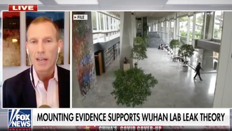 """Video: W.H.O. Advisor Says China Engaged In """"Massive Cover-Up"""" Of COVID Outbreak"""