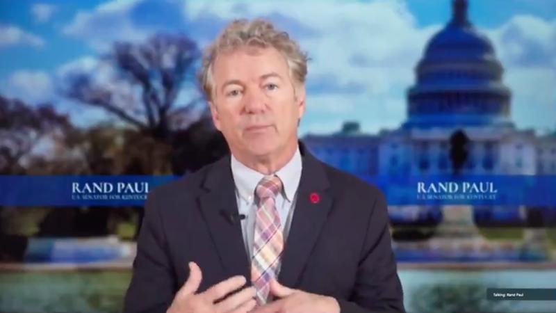 """US-""""Gain-of-function-Forschung"""" – Senator Rand Paul lässt nicht locker und will eine Untersuchung gegen Anthony Fauci (Video)"""