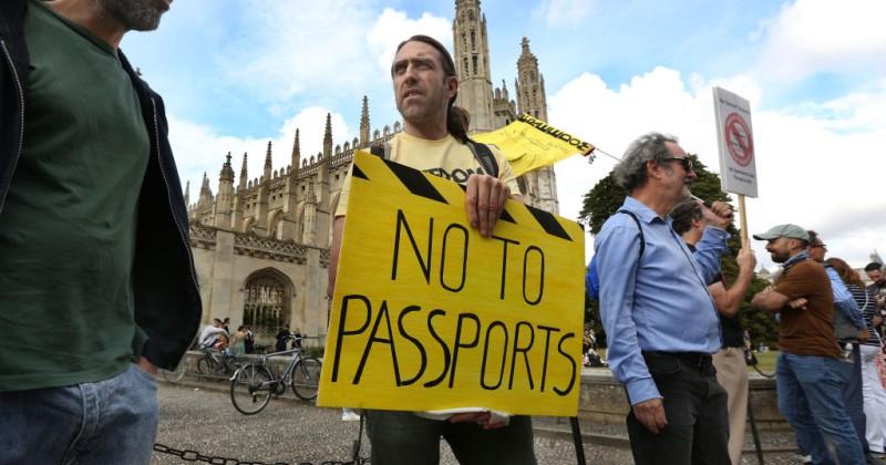 UK: Nachdem der Covid-Pass  angeblich abgeschafft wurden, wird nun erklärt das dieser doch kommen soll