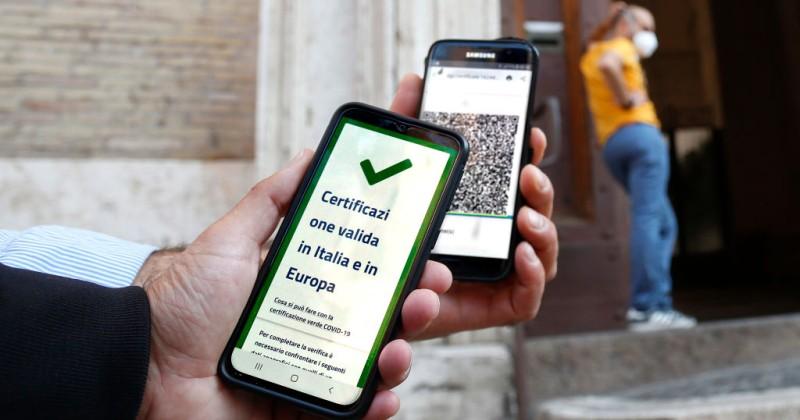 Italien weist Unternehmen an, ungeimpfte Arbeitnehmer nicht zu bezahlen