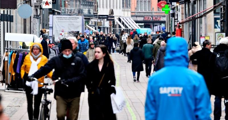 Dänemark meldet die höchste Infektionsrate seit Mai, obwohl 75 % der Bevölkerung vollständig geimpft sind